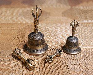 Bell and Dorje Set