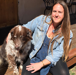 Acutonics Student Diane Wenslawski Visits the Mothership