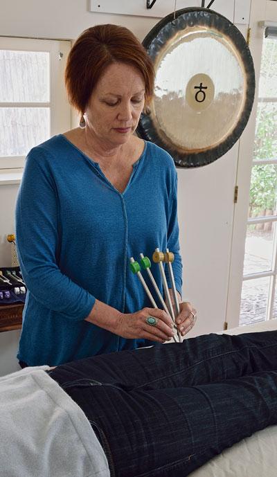 Elle MacLaren, Certified Acutonics® Practitioner, Santa Fe, NM
