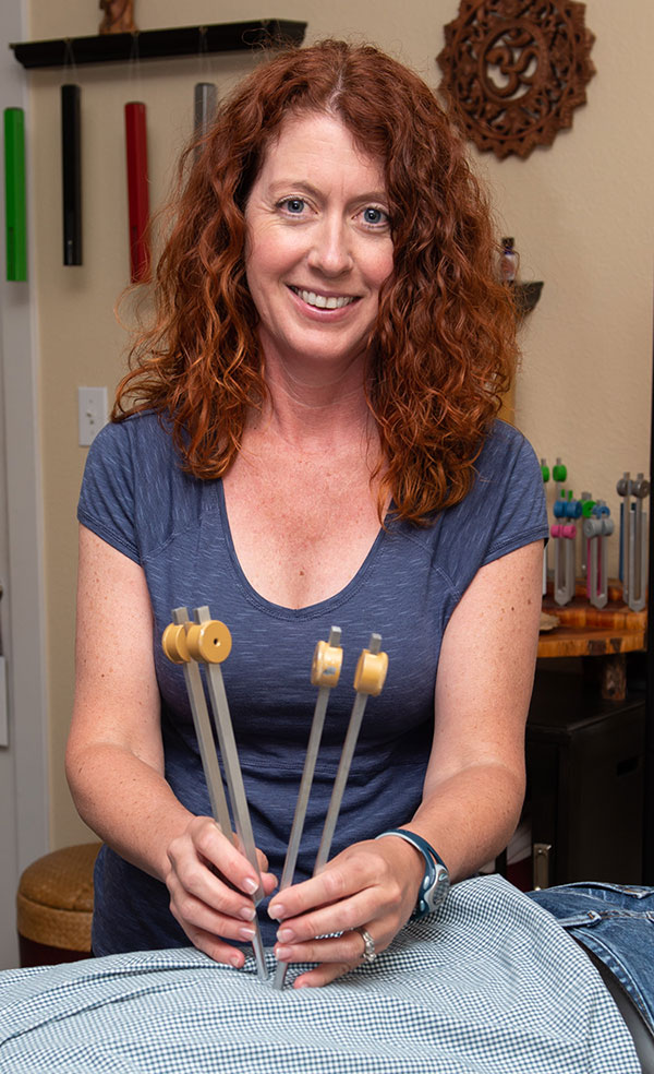Christine Gallagher, Certified Acutonics® Practitioner Grand Junction, Colorado