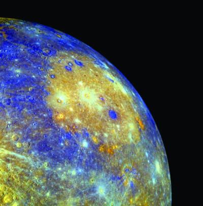 Mercury: The Swiftest Planet