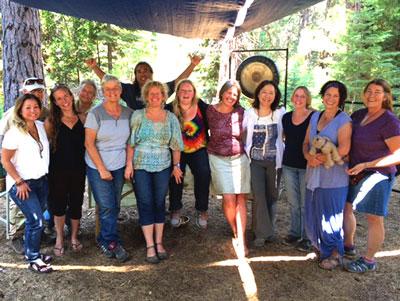 West Coast Acutonics 2017 Acutonics Camp and Upcoming Classes