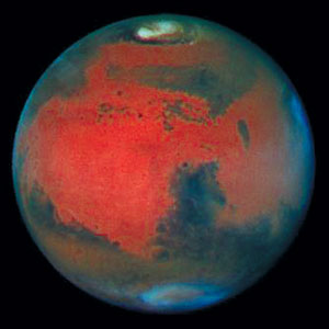 Mars: Harnessing the Energy of the Warrior