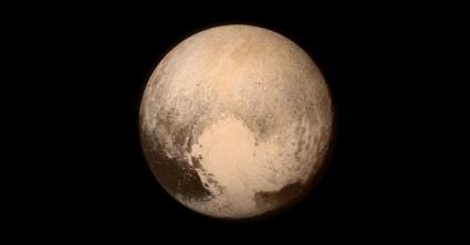 Fire and Ice: Pluto's Frozen Heart
