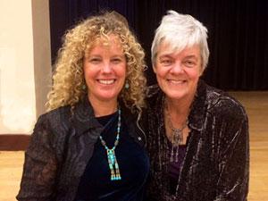 The Two-Tonics Wonders: Katie Mink + Laurie Herron