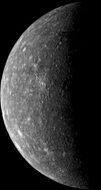 Mercury: The Swiftest Planet