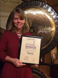 Theresa Lee Certified Acutonics® Practitioner and Teacher and Her Burgeoning Canadian Acutonics Community