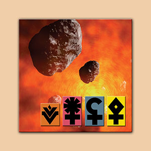 Asteroid Oil