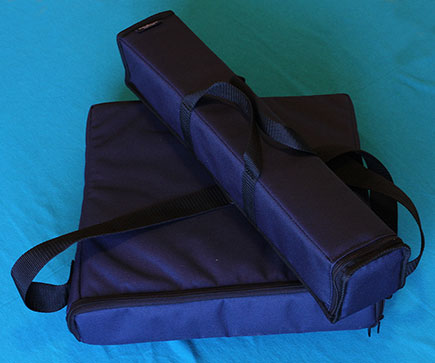 2 Hand Chime Carrying Cases