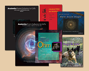 Books & CDs for Sound Healers
