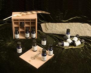 Planetary Harmonic Essential Oils