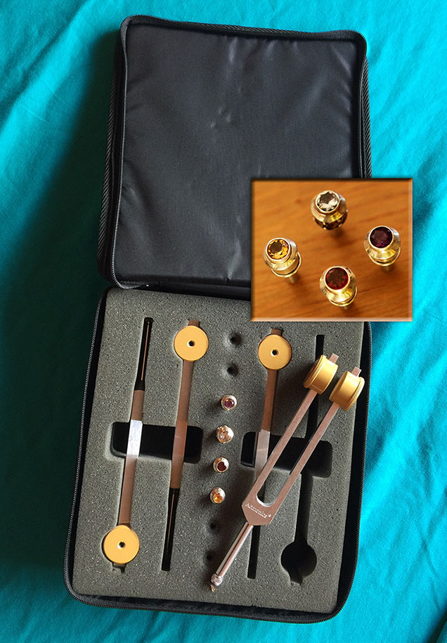 Three Treasures 4 Ohm Unison Gem Tip - Out of Stock