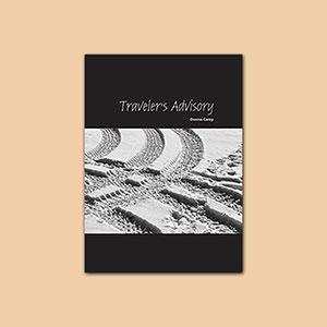 Traveler's Advisory Poetry Book