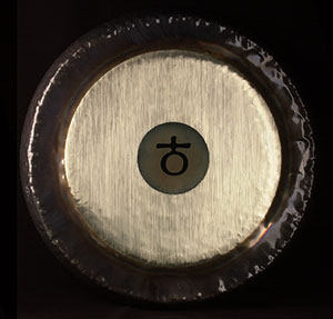 """Ohm Planet Gong - 38"""""""