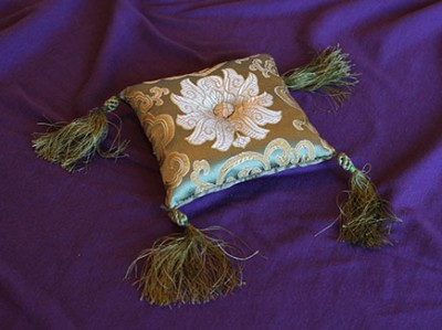 Small Cushion for Bowls