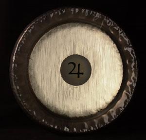 "Jupiter Planet Gong - 28"""