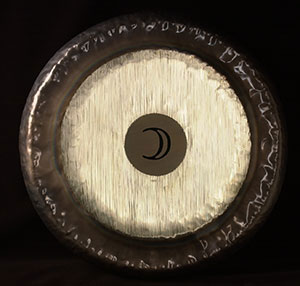 New Moon Planet Gong - 24""