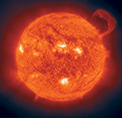 Sun: The Star We Know Best